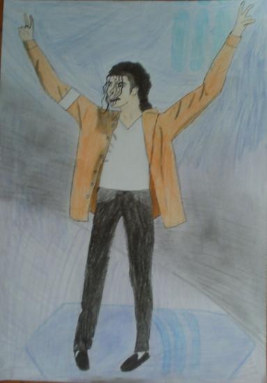 Michael Jackson by MJsPerlinchen